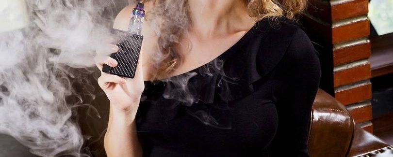 Entretetien de la cigarette electronique