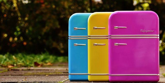 mini réfrigérateur camping