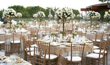 Comment choisir les chaises pour un mariage ?