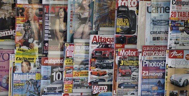magazine international