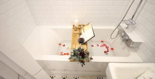 chaudiere et salle de bain
