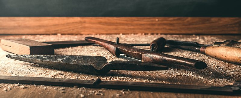 Liste des meilleurs outils de menuisier