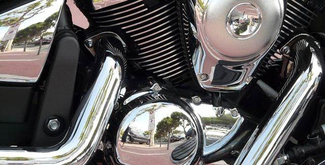 échappement moto
